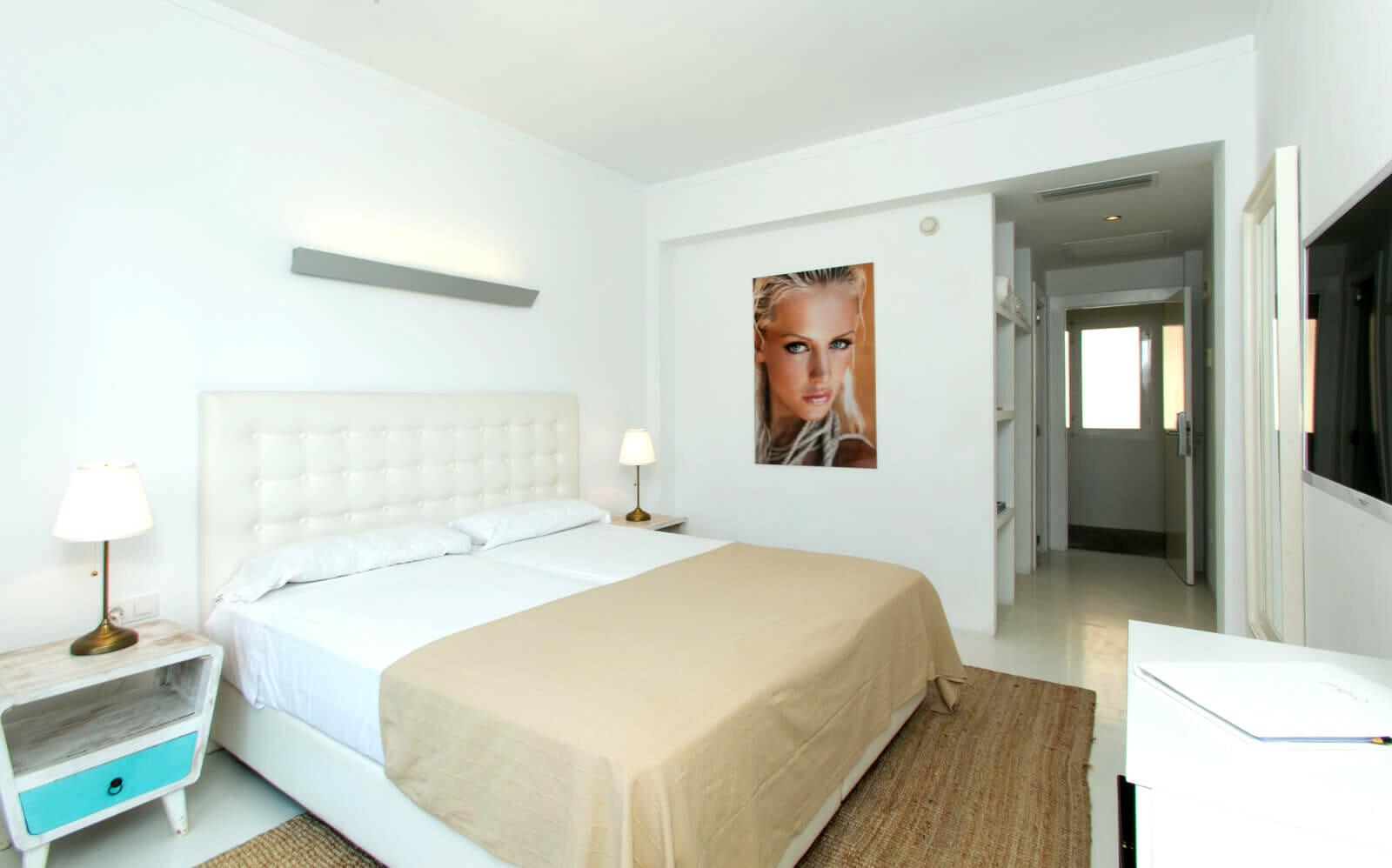 ZHERO HOTEL PALMA DOPPELZIMMER SUPERIOR