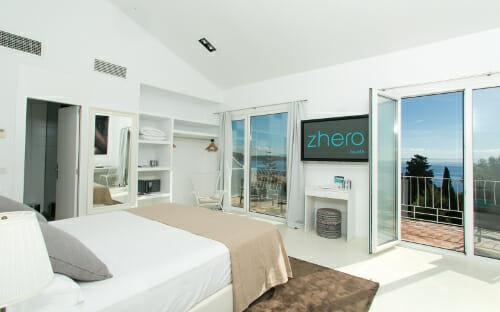 habitaciones y suites hotel boutique zhero palma de mallorca. Black Bedroom Furniture Sets. Home Design Ideas