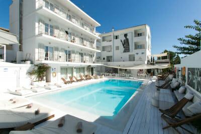Zhero Hotel Palma Poolview