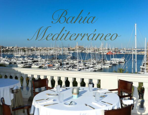 Restaurante de primera con vistas al mar