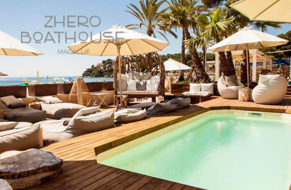 Restaurante para eventos Boathouse Zhero