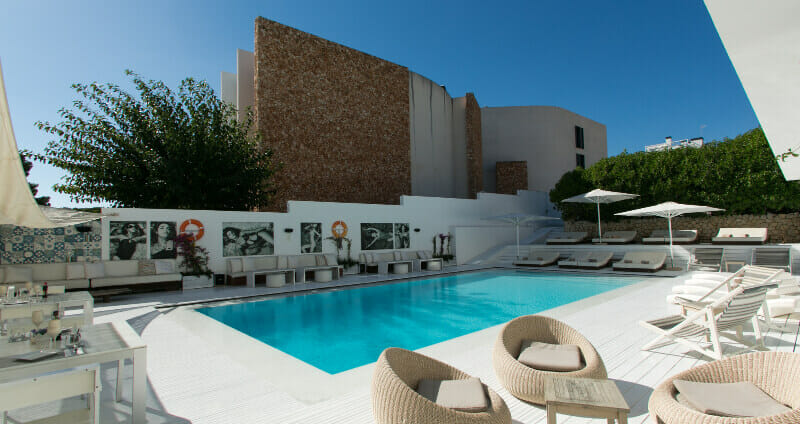 Zhero hotel palma enjoy your holiday in a nicely designed Hotel palma de mallorca
